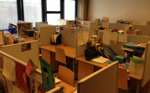 At SYK, this teacher workroom is the quiet space designed for teachers. It lives next to the staff lounge and staff computer workroom.