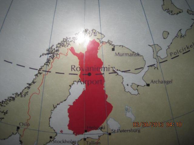 above the arctic circle penn finn learnings 2013