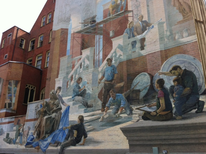 Mural Arts - Philadelphia